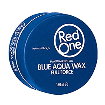 Вакса за коса RedOne Maximum Control Aqua Hair Wax Blue Full Force 150 мл